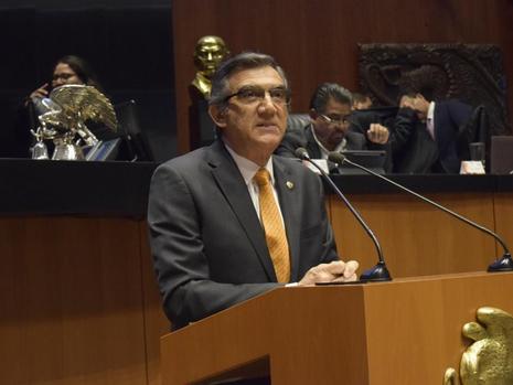 Rubén Rocha reconoce labor de Américo Villareal en elecciones