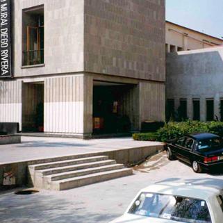 Reabren Museo Mural Diego Rivera, Nacional de San Carlos y Galería José María Velasco