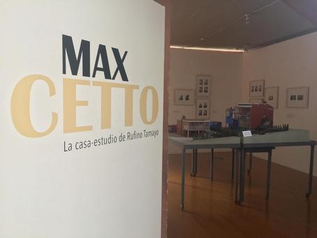 Museo Casa Estudio Diego Rivera y Frida Kahlo exhibirán Max Cetto: La casa estudio de Rufino Tamayo
