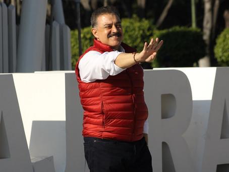 Carlos Lomelí se reúne con representantes sindicales