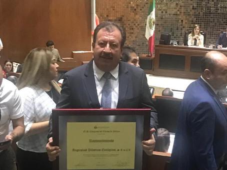 Recibe ANGUIPLAST reconocimiento ambiental del Congreso de Jalisco