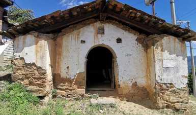 Rehabilitan capillas y ermitas de la región zapoteca en la Sierra del Norte de Oaxaca