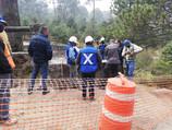 Desazolvan 3 presas en Cuajimalpa; se evitará escasez de agua: Adrián Rubalcava