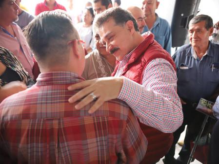 Carlos Lomelí visita municipios de Jalisco