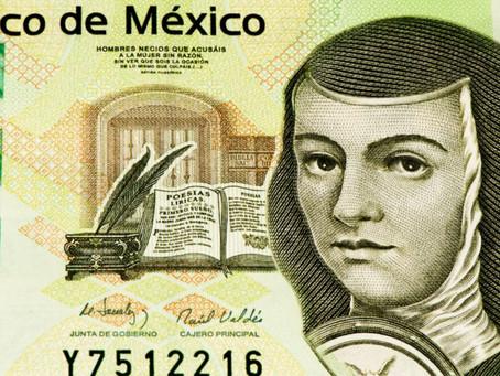 Ellos sustituirán a Sor Juana en nuevo billete de 200