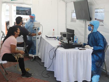 Fortalecen prevención por Covid-19 en Playa del Carmen; aplicarán 10 mil pruebas