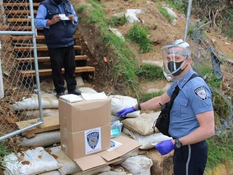 Inicia reparto de despensas en Cuajimalpa a grupos vulnerables ante Covid-19
