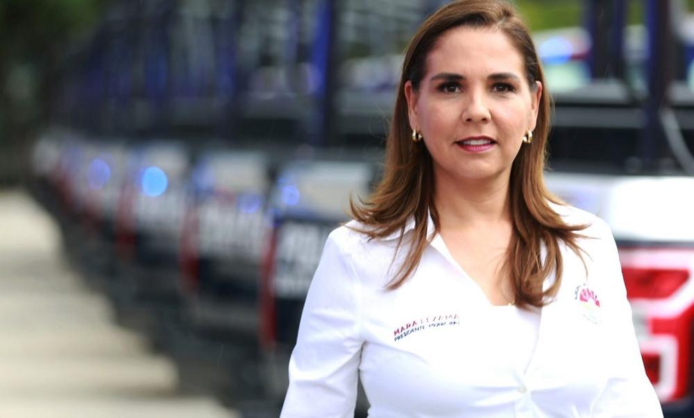 Mara Lezama, presidenta municipal de Benito Juárez
