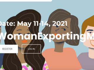 Todo listo para la 2ª E-Rueda de negocios dirigida a empresarias mexicanas MujerExporta Mx