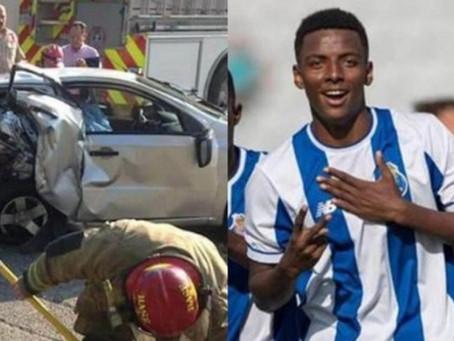 Joao Maleck, a un paso de quedar en libertad tras accidente