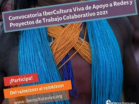 IberCultura Viva lanza dos convocatorias para el fortalecimiento de las políticas culturales