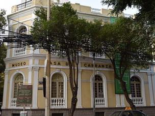 Museo Casa de Carranza, en la Ciudad de México, reabre al público bajo protocolos sanitarios