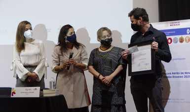 "Hugo Roca Joglar gana Premio Bellas Artes de Novela ""José Rubén Romero"" 2021"