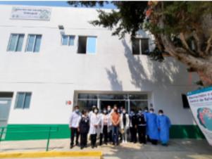 Topilejo cuenta con un nuevo Centro de Salud