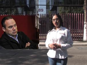 Denuncia Brenda Carrera a Alberto Uribe por violencia política contra mujeres