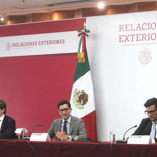 Red consular de México en América del Norte rompe registro histórico en atención a connacionales