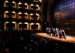 Viernes 30 de julio, Primera Gala de concertistas en el Palacio de Bellas Artes