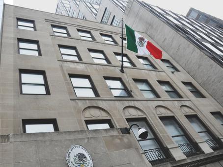Habilita SRE plan emergente ante alta demanda de trámites consulares en NY