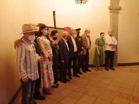 INAH conmemora los 200 años de libertad de Jalisco