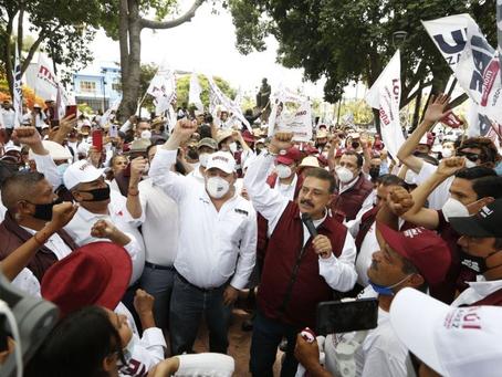 Acueducto y colector profundo, propuestas de Lomelí contra el desabasto de agua en Guadalajara