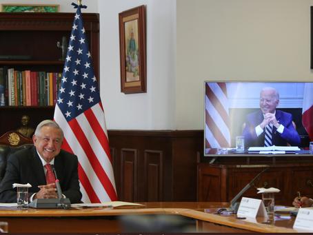 Así fue la conversación entre AMLO y Joe Biden