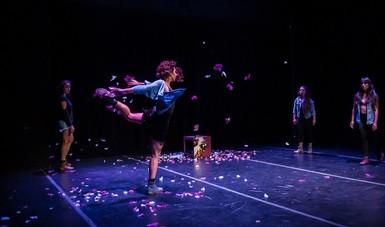 Regresa la danza al Complejo Cultural Los Pinos con la presentación de tres propuestas coreográficas