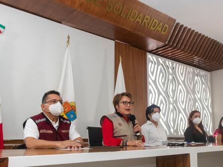 Laura Beristain Navarrete: No entablaré diálogos ni seré protagonista de pactos políticos