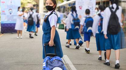 UNESCO alerta que 117 millones de alumnos a través del mundo permanecen aún sin escuela