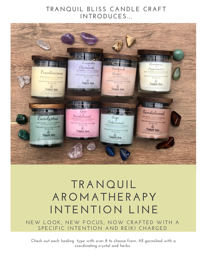 tranquil bliss candle craft creates....p
