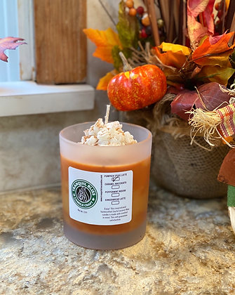 Latte  Coffee Candles