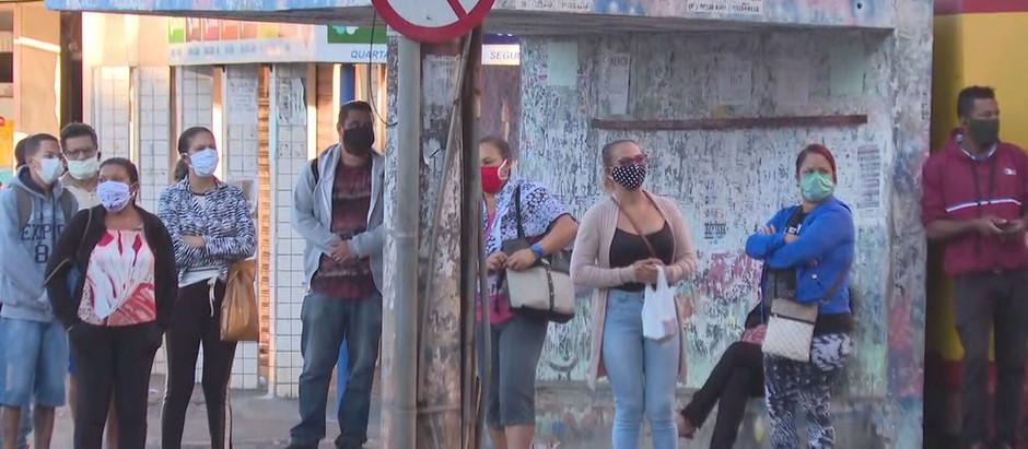 Distrito Federal entra pra lista de estados que obrigam uso de máscaras