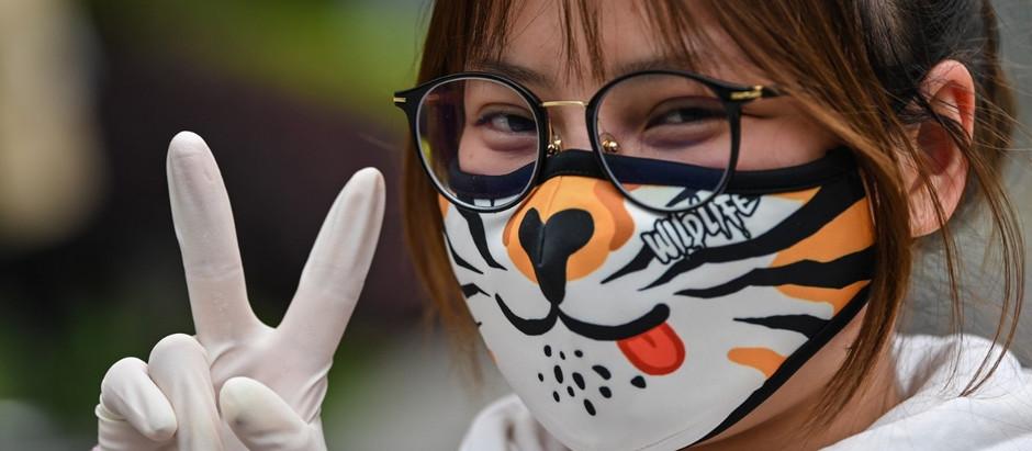 Uso de máscaras é obrigatório nos lugares públicos no Maranhão