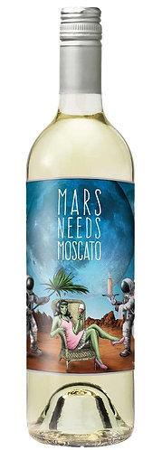 Mars Needs Moscato