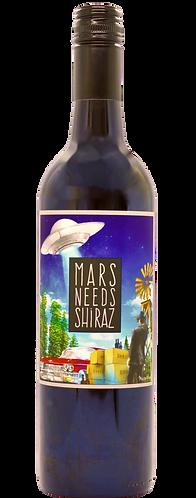 Mars Needs Shiraz