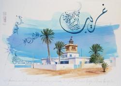 5-calligraphies R.Lempereur-M.Idali