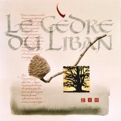 LE CEDRE calligraphie R.Lempereur