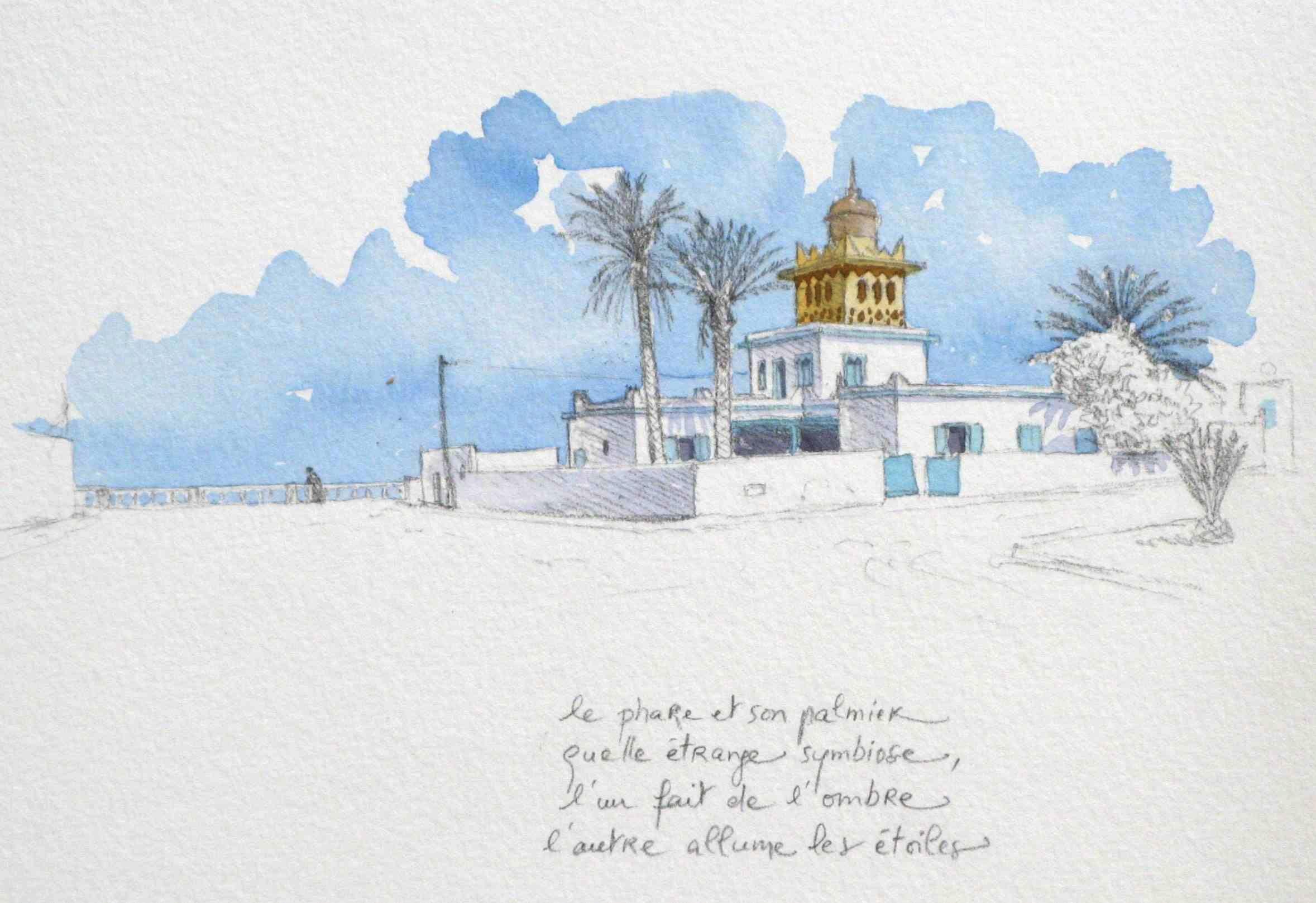 9-Le phare de Sidi Ifni