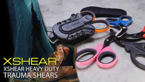 XSHEAR HEAVY DUTY TRAUMA SHEARS / RETTUNGSSCHERE