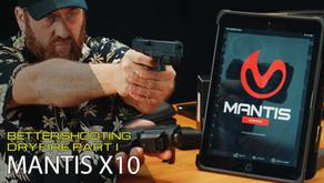 BESSER SCHIESSEN - TROCKENTRAINING TEIL1: MANTIS X10