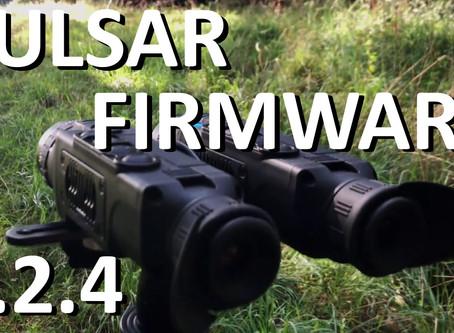 Pulsar Firmware 3.2.4