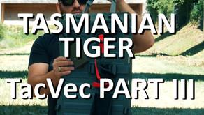 TASMANIAN TIGER TACVEC PART III: MODULAR FRONT SEAT PANEL SET