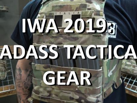 IWA 2019: Badass Tactical Gear