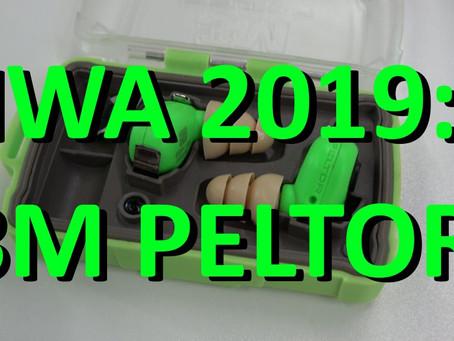 IWA 2019: 3M Peltor