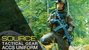 SOURCE DURATEC ADVANCED COMBAT CLOTHING SYSTEM (ACCS)