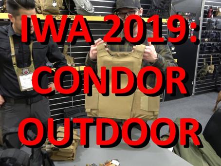 IWA 2019: CONDOR OUTDOOR