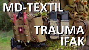 MD-TEXTIL TRAUMA IFAK