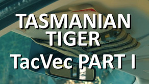TASMANIAN TIGER TACVEC PART I: SUN SHADE COVER