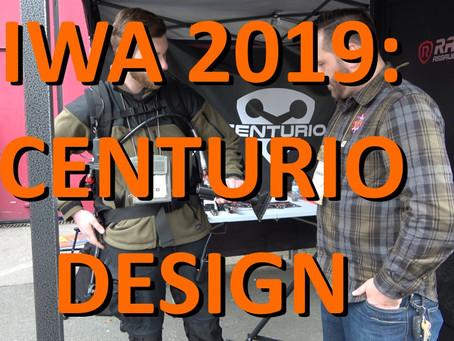 IWA 2019: Centurio Design / Rapid Assault Tools