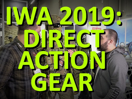 IWA 2019: Direct Action Gear