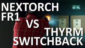 NEXTORCH FR-1 VS THYRM SWITCHBACK 2.0